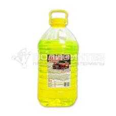Незамерзающая жидкость, желтая 5 л, -30