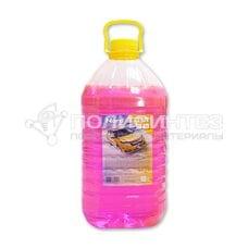 Незамерзающая жидкость, розовая 5 л, -30
