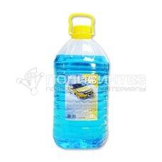Незамерзающая жидкость, синяя 5 л, -30