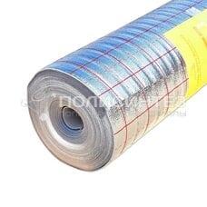 Отражающая изоляция для теплого пола 5 мм, 1,2x25 м