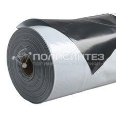 Мульчирующая пленка Светлица Грунт черно-белая 60 мкм, 1,2x200 м