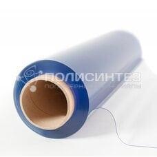 Пленка ПВХ, прозрачная 200 мкм, 1,4x150 м